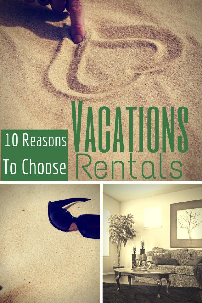 10 reasons to chosoe vacation deals