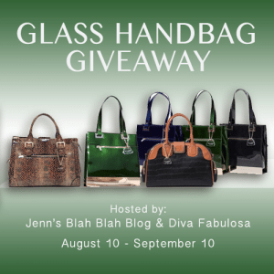 Free Blogger Opportunity | Glass Handbag Giveaway 5