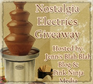 Chocolate Fountain Giveaway