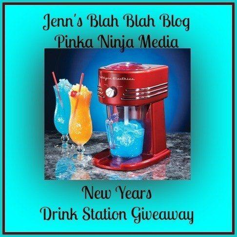 New Years Drink Station Giveaway! - Sweet Pea Savings