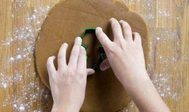 Christmas Gingerbread Cookies Recipe