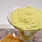 The Best Lime Avocado Dip