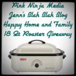 Enter to Win The Nesco 18 Qt Cookwell Roaster Giveaway