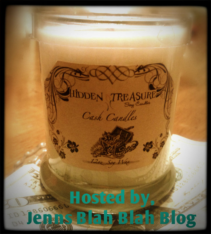 Enter to #Win a Hidden Treasure Cash Candle – $1-$100 in Every Candle