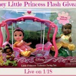 Disney Little Princess Flash #Giveaway