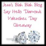 Say Hello Diamonds Pentina Earrings #Giveaway $195 Value (US)