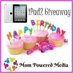 Enter To #Win The iPad #Giveaway