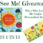 I See Me Personalized Children's Book #Giveaway – These Books Rock!