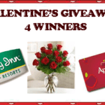 Enter to #Win The Valentine's Day #Giveaway – 4 Winners (US)