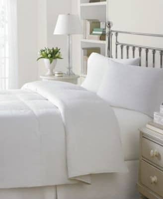 Level 3 Damask Medium Weight White Goose Down Comforter Review