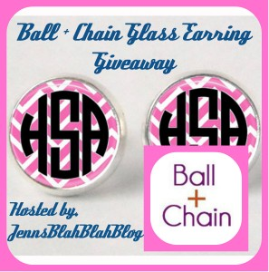 Ball and Chain Giveaway Button
