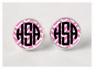 monogram_earrings