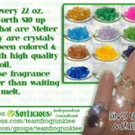 SoyLicious Melter Gems #Giveaway – Jewelry in Every Package!
