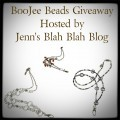 BooJee Beads Giveaway Button
