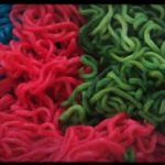 How To Make Colored Noodles You Can Eat?