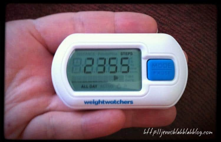 Steps for weight loss pedometer