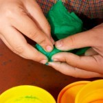 Two Great Homemade Play Dough #Recipe's – Let The Games Begin