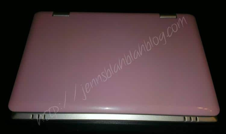 laptop1 7 Key Areas Kids Need To Know How To Use on a Computer   WolVol Pink Mini Laptop Review