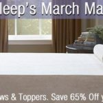 Don't Miss Nature's Sleep March Madness Sale