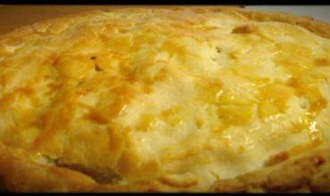 Southern Sweet Potato Chicken Pot Pie Recipe