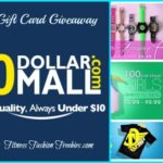 $40 Gift Card #Giveaway! Have you heard of the 10DollarMall