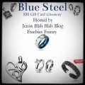Blue Steel Jewelry