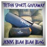 Enter to #Win The Teton ComfortLite XL Self Inflating Camp Pad & Pillow #Giveaway
