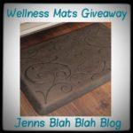 Enter to #Win The Wellness Mat #Giveaway ($119 Value)
