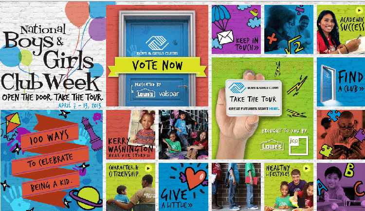 national boys and girls club week