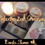 Enter to #Win The Relaxing Bath #Giveaway
