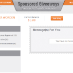 Check Out Sponsored Giveaways for Bloggers