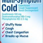 Fighting Spring Colds With Children's Mucinex Multi-Symptom Cold Formula #Review