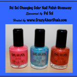 The Del Sol: Color Changing Nail Polish Giveaway