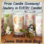 Don't miss your chance to #win the Prize Candle #giveaway!