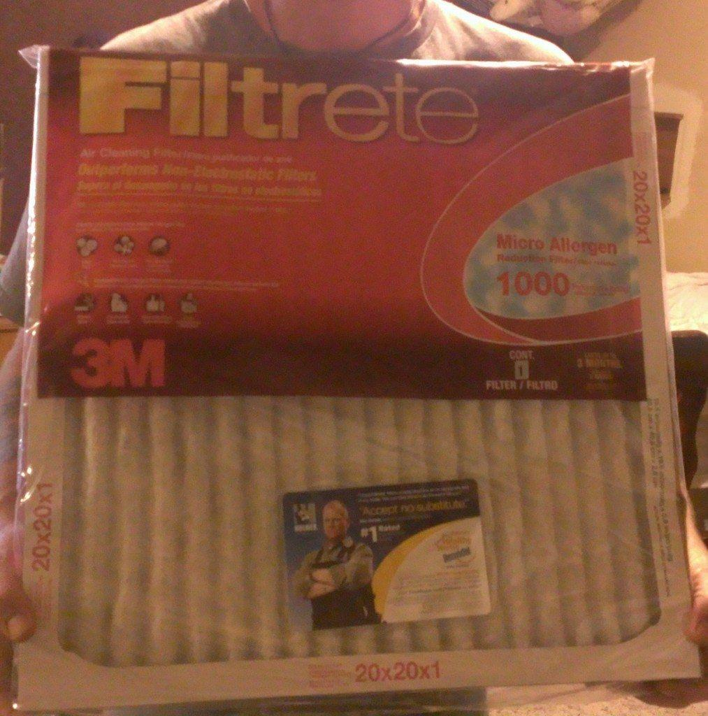 1WP 20130602 006 1 1013x1024 Eight Ways To Get Rid Of Dust In Your Home! Thanks #FiltreteFilters