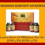 Enter to #Win The Route 66 BBQ Sauce Gift Set #Giveaway