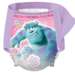 When To Start Potty Training? Mattie Loves Pull-Ups & Monsters U
