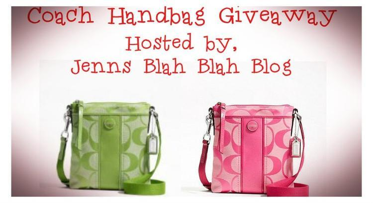 Free Coach Handbag Giveaway Sign Ups: Two Winners