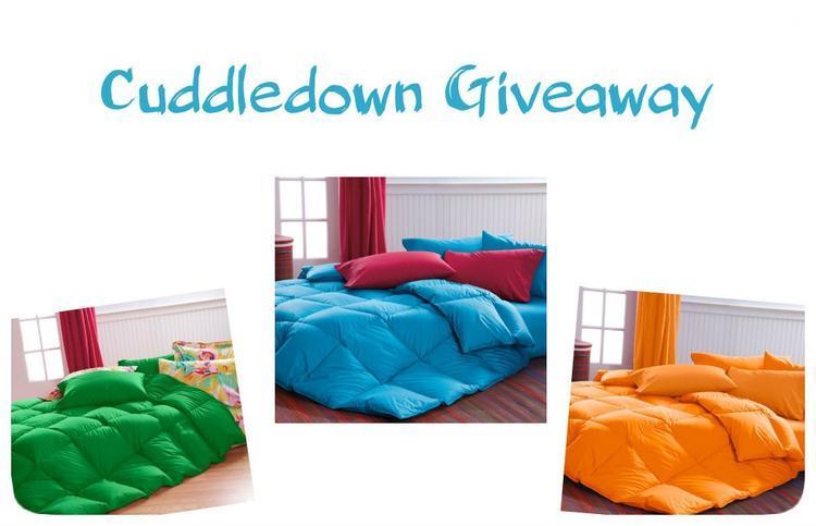 Cuddledown Giveaway
