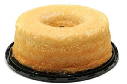 Just a Traditional Angel Food Cake Recipe