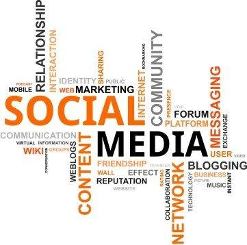 Kozzi word cloud social media 361 X 359 11 Common Mistakes Bloggers Make