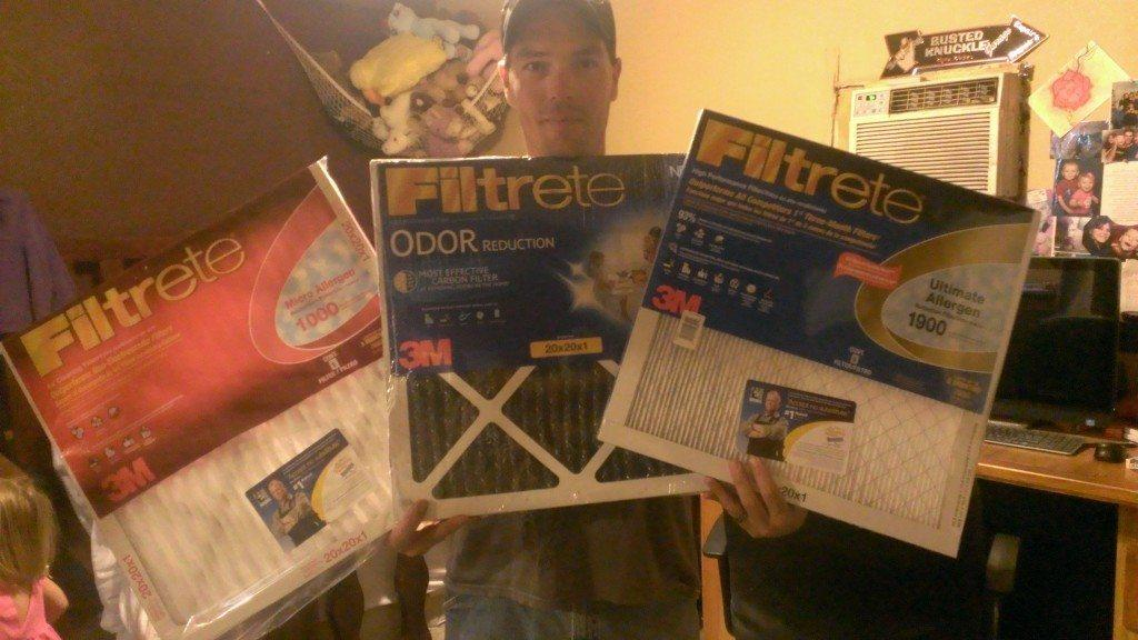 WP 20130602 004 1024x576 Eight Ways To Get Rid Of Dust In Your Home! Thanks #FiltreteFilters