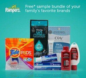 free baby samples online