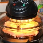 Cook Better, and Faster Using The Halogen Tabletop Oven!