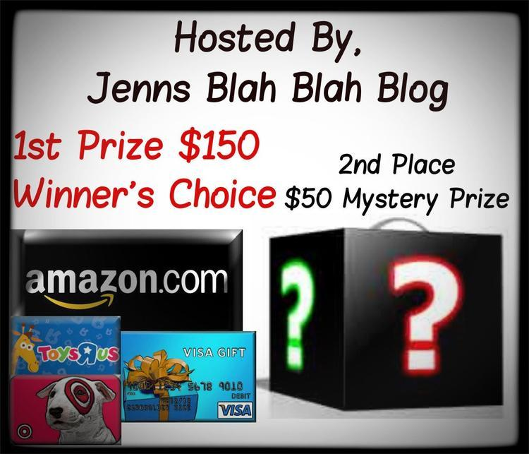 GIVEAWAY1 Enter To #Win The $150 Winners Choice & $50 Mystery Prize #Giveaway (sponsored)
