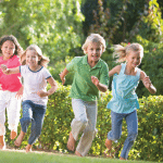 Encourage Your Kids to Play Actively