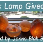 Enter to #win The Humalayan Salt Lamp #Giveaway
