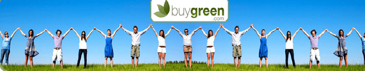 buy green giveaway