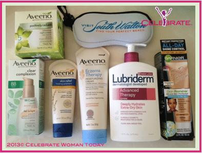 Aveeno Skincare Giveaway