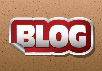 Blog peeling corner